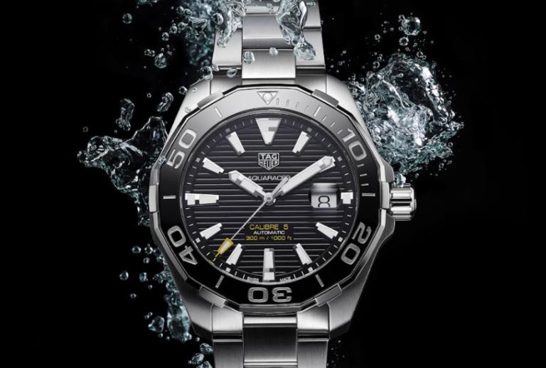 Luxusní hodinky pro sportovce